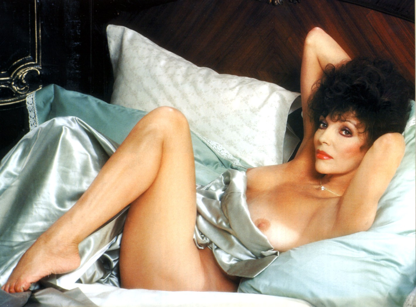 Joan Collins Dynastie Playboy