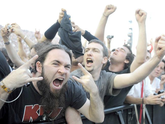 Fan Metal Les Boomeurs