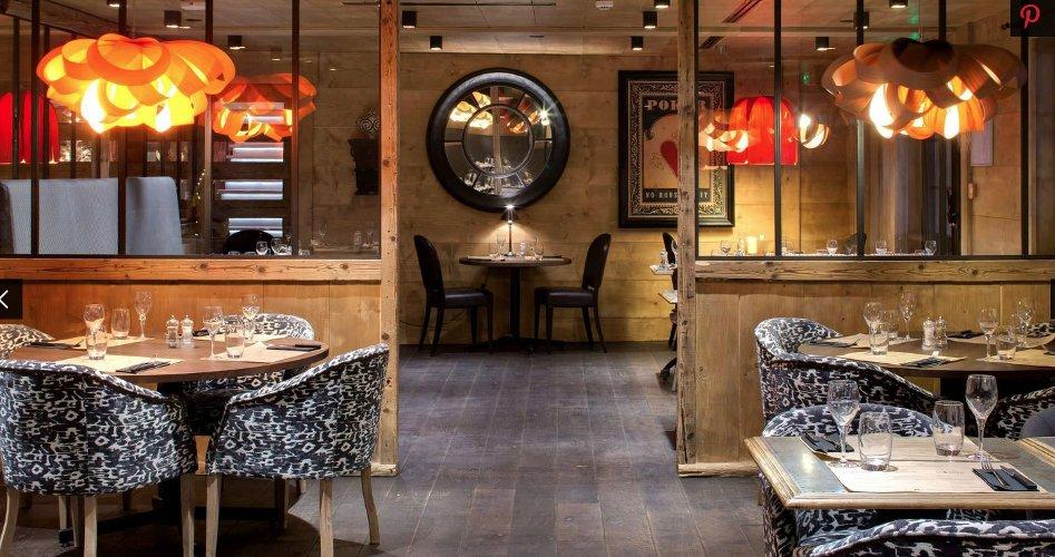 restaurant hotel Marmotte Gets
