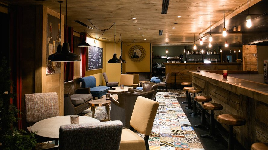 Bar hotel Marmotte Gets