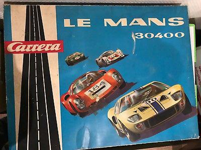 Carrera Le Mans