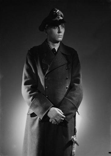 Officier nazi Harcourt