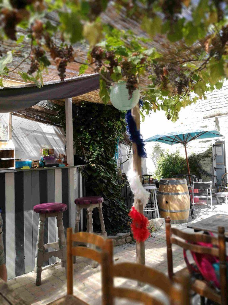 Le Corsaire restaurant Oleron