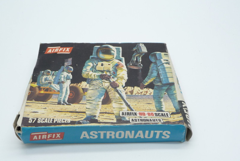 Figurines astronautes Airfix Les Boomeurs
