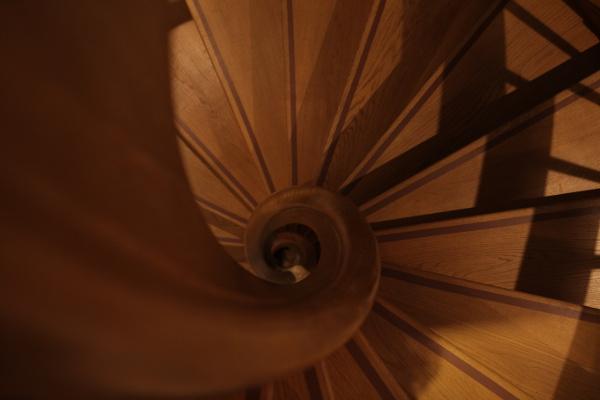 Escalier Monsieur Madame Les Boomeurs