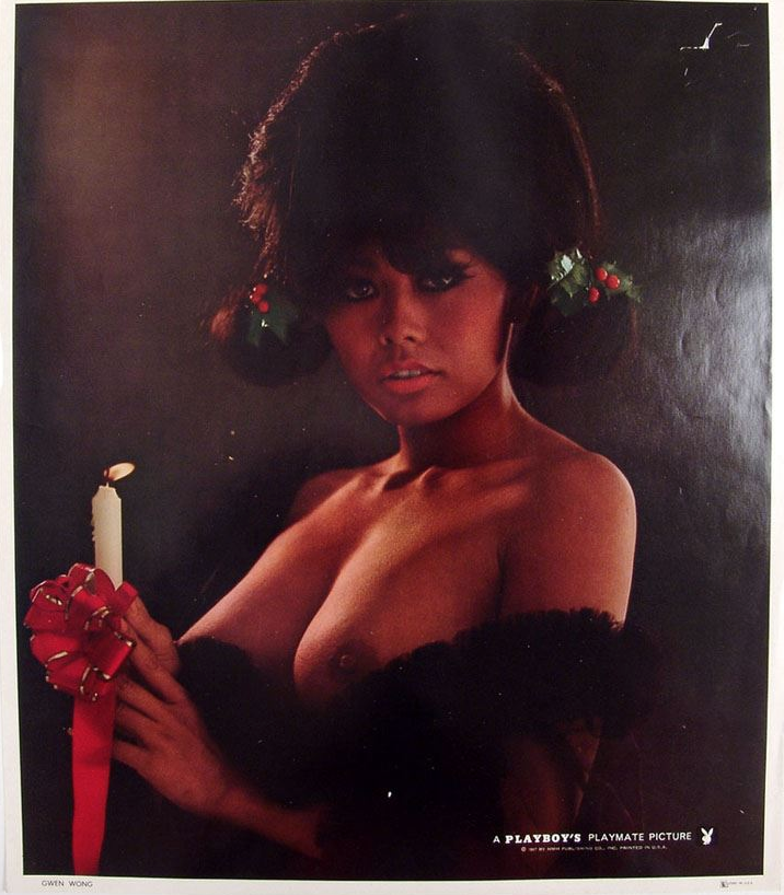 Gwen Wong Playboy Noel Les Boomeurs