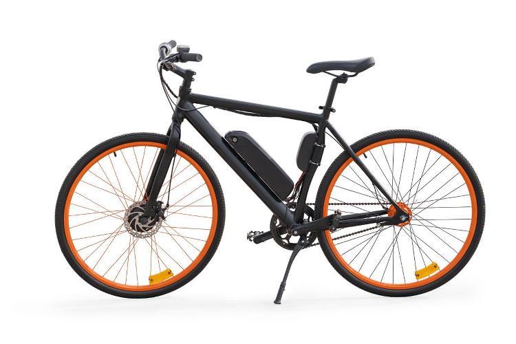 un vélo électrique pour la ville