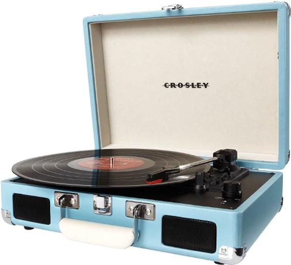 Platine vinyle Crosley Cruiser