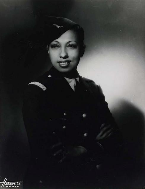 Josephine Baker Harcourt