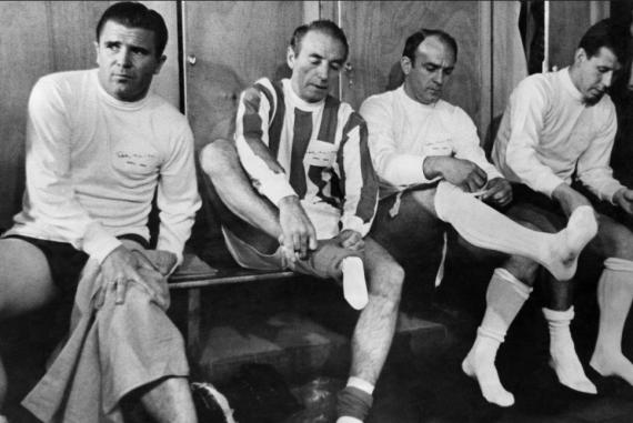 Footballeurs Boomeurs