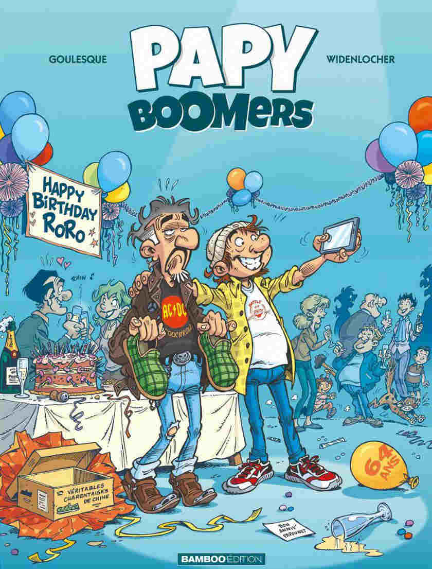 Papy Boomers