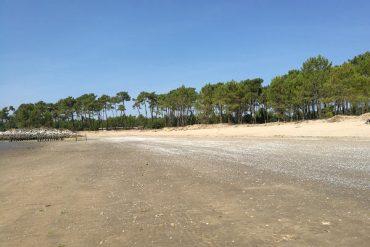 Plage Gatseau Oleron