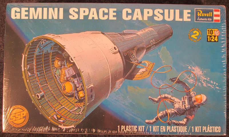 Capsule Gemini Revell Les Boomeurs