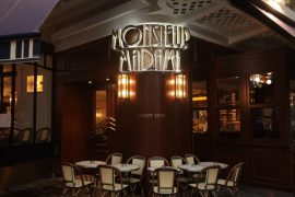 Restaurant Monsieur Madame Paris Les Boomeurs