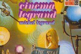 Couverture du disque vinyle cinéma Legrand