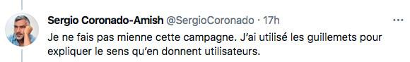 Tweet Sergio Coronado EELV